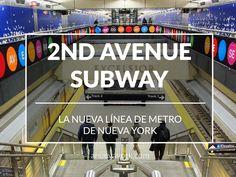 Las nuevas estaciones del metro de Nueva York y sus increíbles obras de arte