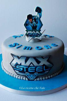 Max Steel cake & cupcakes | La ricetta che Vale