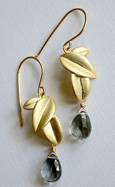 https://www.etsy.com/listing/175647738/liko-trios-gray-gold-leaf-earrings-gray