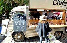 Food truck de Chifa en MadrEATmarket