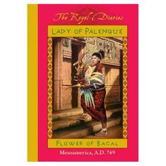The Royal Diaries series--a fictional diary of a real female historical figure of royalty as a child