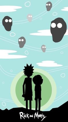 Rick and Morty Rick And Morty Tumblr, Rick And Morty Quotes, Rick And Morty Poster, Rick And Morty Drawing, Rick And Morty Tattoo, Rick I Morty, Ricky And Morty, Wow Art, Cartoon Wallpaper