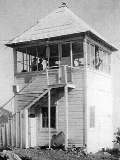 Spend the night in a forest fire lookout station! This is the ...