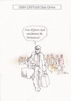 Don Cástulo: Promises, promises