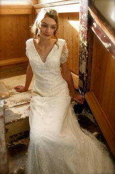 Dreamy and Elegant Dress by Christine Trewinnard