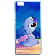 Lapinette - Etui Housse Coque Originale Disney Lilo Et Stitch 1 Huawei Ascend P8 Lite: Amazon.fr: High-tech