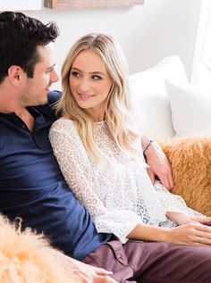 Inside former Bachelor stars Ben Higgins and Lauren Bushnell's recently renovated Denver bungalow.