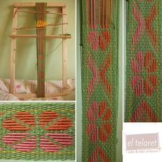 Inkle Weaving, Inkle Loom, Tablet Weaving, Textiles, Tapestry Weaving, Rug Hooking, Decor Crafts, Fiber Art, Ladder Decor