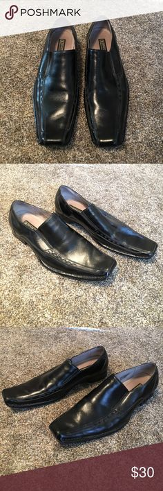 Black Stacy Adams Dress Shoes Stacy Adams black Templin dress shoes are in excellent condition! Size 10 1/2. Stacy Adams Shoes Loafers & Slip-Ons