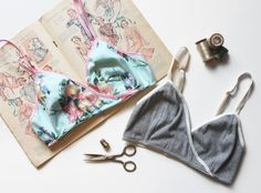 Bralette Sewing Pattern Ohh Lulu 1310 Anna Cross by OhhhLuluSews, $9.00