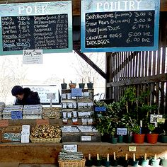 Kingbird Farm is a small family farm that grows a wide variety of plants, vegetables meat and eggs for their loyal customers.  You can be certain that every item is fresh and local.