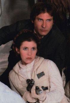 Princess Leia & Han Solo (Publicity)