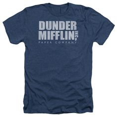 The Office/Dunder Mifflin Distressed