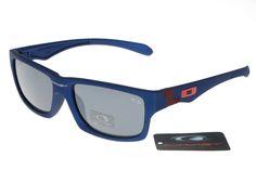 Oakley Dispatch Sunglasses Deep Blue Frame Gray Lens 0296 [ok-1296] - $12.50 : Cheap Sunglasses,Cheap Sunglasses On sale