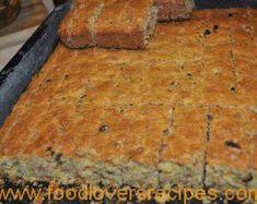 Bread Recipes, Baking Recipes, Muesli, Kos, Banana Bread, Biscuits, Meet, Desserts, Postres