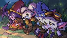 Lulu And Veigar, Riot Games, Lol League Of Legends, Goblin, Really Funny, Poppies, Fandoms, Fictional Characters, Infinite
