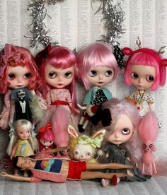 Mab's Team Pinks
