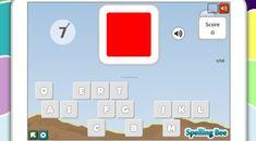 Zestawienie stron z grami online dla dzieci do nauki języka angielskiego - From P. with Love Teaching English, Games, Creative, Gaming, Toys, Game, Spelling