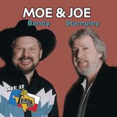 Moe Bandy & Joe Stampley Live At Billy Bob's Album! Click on the picture to get the CD on iTunes!