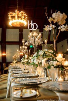Blush Botanicals glam wedding, hotel del wedding, del wedding brant bender photography