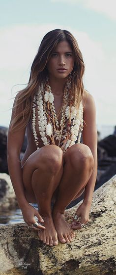 Bohéme bobo hippie hippy gypsy beach fashion style. For more follow www.pinterest.com/ninayay and stay positively #pinspired #pinspire @ninayay