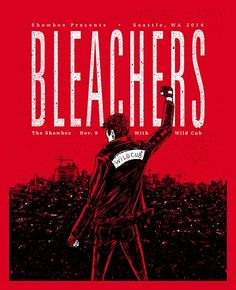 Bleachers - Barry Blankenship - 2014 ----