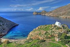 Παραλία Γαλησσά, Σύρος,#galisa, #syros, #beach, #cyclades, www.greektips.gr