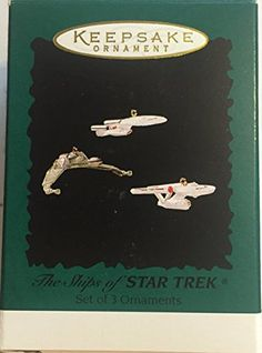 QXI4109 The Ships of Star Trek Set of 3 Ornaments 1995 Ha... https://smile.amazon.com/dp/B000VCANCW/ref=cm_sw_r_pi_dp_x_IliCybND0MW05