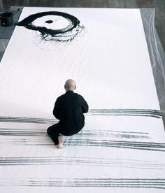 Yu-ichi Inoue (1916-1985) is a famed calligrapher representing the 20th century. Japan ブログ   書家 中嶋 宏行