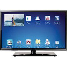 sua mensagem Smart TV LED 40'' Semp Toshiba DL4077I Full HD com Conversor Digital...