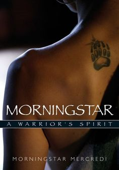 Morningstar: A Warrior's Spirit by Morningstar Mercredi.  Morningstar Mercredi wrote her memoir as a form of activism in response to the ongoing crisis of missing and murdered women in Canada. In it, she describes how systemic colonialism and racism affected her as a first-generation descendent of parents who attended residential schools.