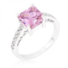 Princess Pink Ring