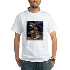 glen_of_imaal_terrier sitting T-Shirt > Glen of Imaal Terrier > Paw Prints