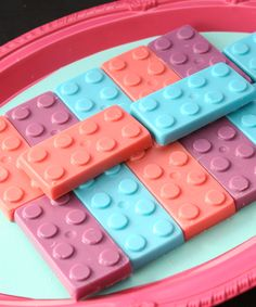 Lego Friends chocolates birthday party Lego Friends Cake, Lego Friends Birthday, Lego Friends Party, Birthday Parties, Kid Parties, Girls Lego Party, Lego Girls, Party Treats, Party Favors