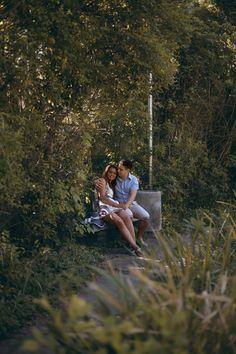 Magical River Bank couple shoot.