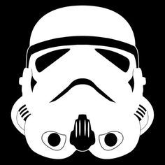 Storm Trooper Sticker Decal by Vaultvinylgraphics on Etsy