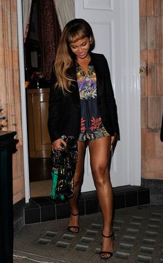 Beyoncé in London October 17th, 2014