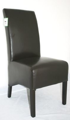 Homescapes Dakota Pair of Vibo Dining Chairs : Dining Chairs