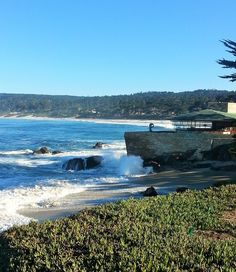 151 things to do in Carmel CA. The most comprehensive list of things to do in Carmel by the Sea and nearby. Discover the best from locals who live in Carmel Frank Lloyd Wright Buildings, Frank Lloyd Wright Homes, Stuff To Do, Things To Do, Carmel California, Carmel By The Sea, Top Destinations, Pebble Beach, Niagara Falls