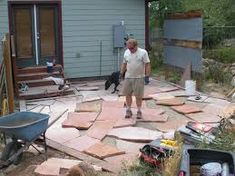 How To Selecting The Finest stone patio designs - Patio, Slate Patio, Flagstone Patio, Brick Patios, Concrete Patio, Backyard Patio, Backyard Projects, Stone Patio Designs, Paver Designs, Patio Images
