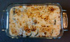 courgette-aardapelschotel met tallegio en salie