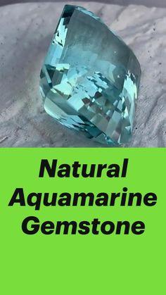 Aquamarine Jewelry, Aquamarine Stone, Tourmaline Necklace, Tourmaline Gemstone, Gems Jewelry, Stone Jewelry, Jewellery, Crystals And Gemstones, Stones And Crystals
