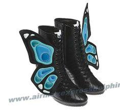 Adidas X Jeremy Scott Wings Wedge Butterfly Shoes 2013