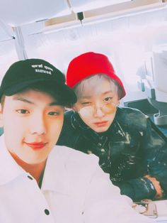Shownu & Wonho