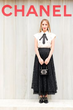 Wild Wild West: The Best Looks from Chanel Aspen Opening