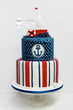 Nautische taart