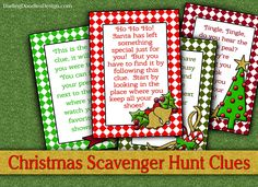 Print off these adorable easter basket scavenger hunt cards for an easy and fun activity! Send the kids off on an exciting Easter scavenger hunt! Christmas Riddles, Christmas Scavenger Hunt, Christmas Party Games, Christmas Activities, Christmas Printables, Christmas Traditions, Holiday Fun, Christmas Birthday, 21st Birthday