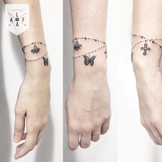 Bracelet Tattoo Pictures