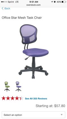 Rolly chair