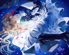 Image about girl in Best Anime Movies/ Series 💞😭 by -Ⓤ- Manga Girl, Manga Anime, Anime Art, Anime Neko, Vocaloid, Violet Evergreen, Violet Evergarden Anime, Kyoto Animation, Some Beautiful Pictures